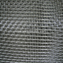 Stainless Steel Crimped Wire Mesh For Basket
